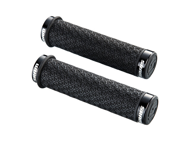 SRAM DH silicone grips Bike Grips with loctite black
